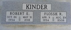 Flossie R. <i>Kuntz</i> Kinder