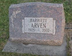 Harriet <i>Sutton</i> Arven