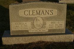 Estella <i>Franklin</i> Clemans