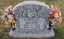 Dorothy Nunn