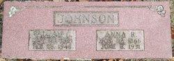 Anna Rebecca <i>Henson</i> Johnson