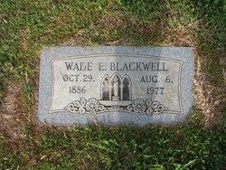 Wade E. Blackwell