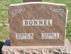 Minnie Mae <i>Bagby</i> Bonnel