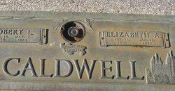Elizabeth Anna <i>Hofeling</i> Caldwell