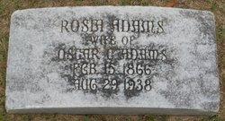 Rosia A. Adams