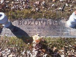 Carolyn Ruth Bozovich
