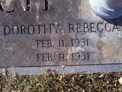 Dorothy Rebecca Bozovich
