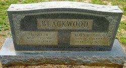 Maggie <i>Ross</i> Blackwood