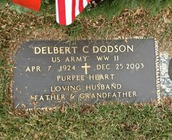 Delbert Cleatus Dodson