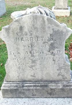 Harriet S. <i>Locke</i> Allen