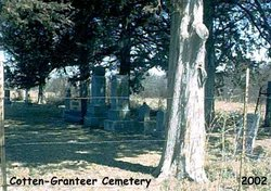 Cotten Cemetery