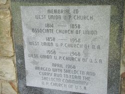 West Union United  Presbyterian Church Cemetery