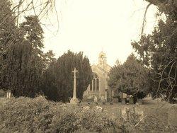 Boarstall St James Churchyard