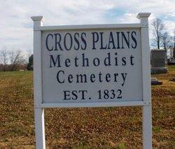 Cross Plains Methodist Church Cemetery