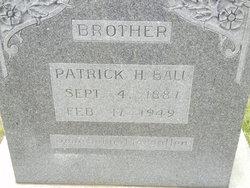 Patrick H Ball