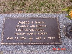James Arthur Jimmy Kain, Jr