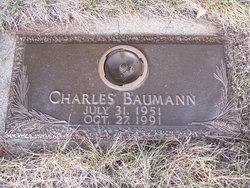 Charles Baumann
