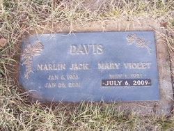 Marlin Jack Davis