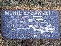 Muril E Barnett