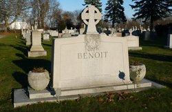 Katherine Cecilia <i>Walsh</i> Benoit