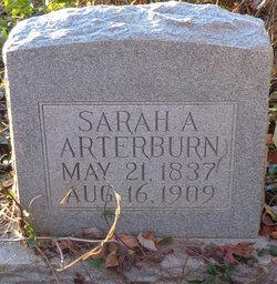 Sarah A. <i>Harlin</i> Arterburn