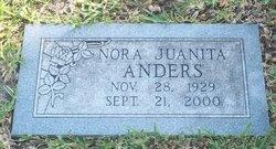 Nora Juanita Anders