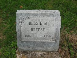 Bessie M Breese