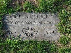 Charles Duane Breese