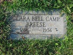 Clara Bell <i>Camp</i> Breese