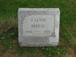 J Clyde Breese