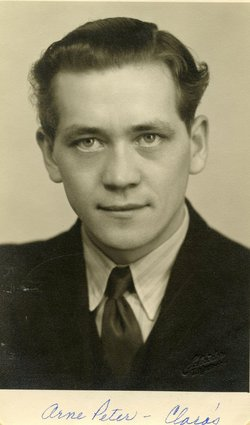 Arne Peter Tverdahl
