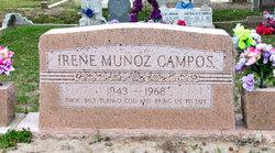 Irene <i>Munoz</i> Campos