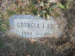 Georgia Ira Luce