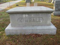 Emma <i>Kimball</i> Albrecht