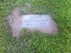 Elizabeth Caroline <i>Baskin</i> Barron