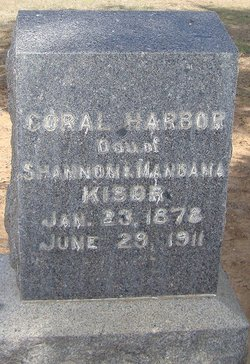 Coral Harbor Kisor