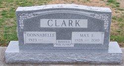 Donnabelle <i>Rinehart</i> Clark