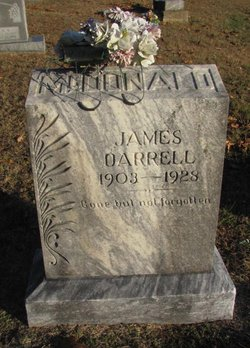 James Darrell McDonald