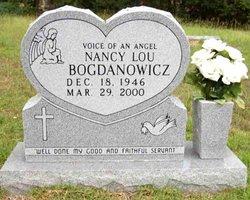 Nancy Lou Bogdanowicz