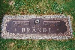 Dorothy <i>Hejduk</i> Brandt