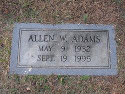 Allen W. Adams