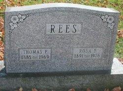 Rosa Belle <i>Beaner</i> Rees