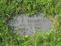 Ely C Thompson