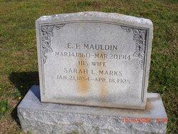 E. P. Mauldin