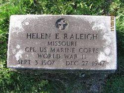 Helen E. Raleigh