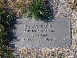 Harry Boler