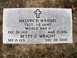 Betty C Wright