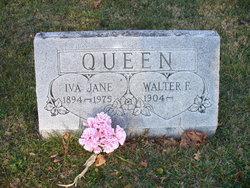 Walter F Queen