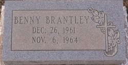 Benny Brantley