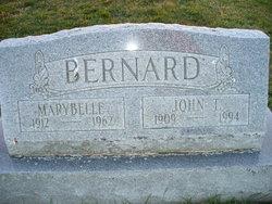 John T Bernard